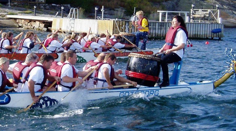 Drakbåtsfestival